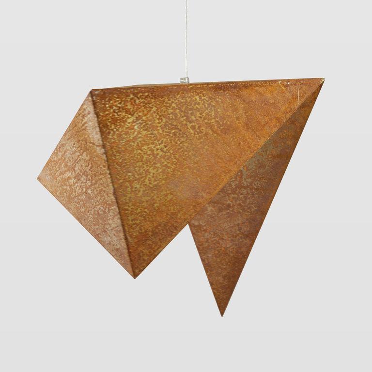 Rusty lamp LGH0550