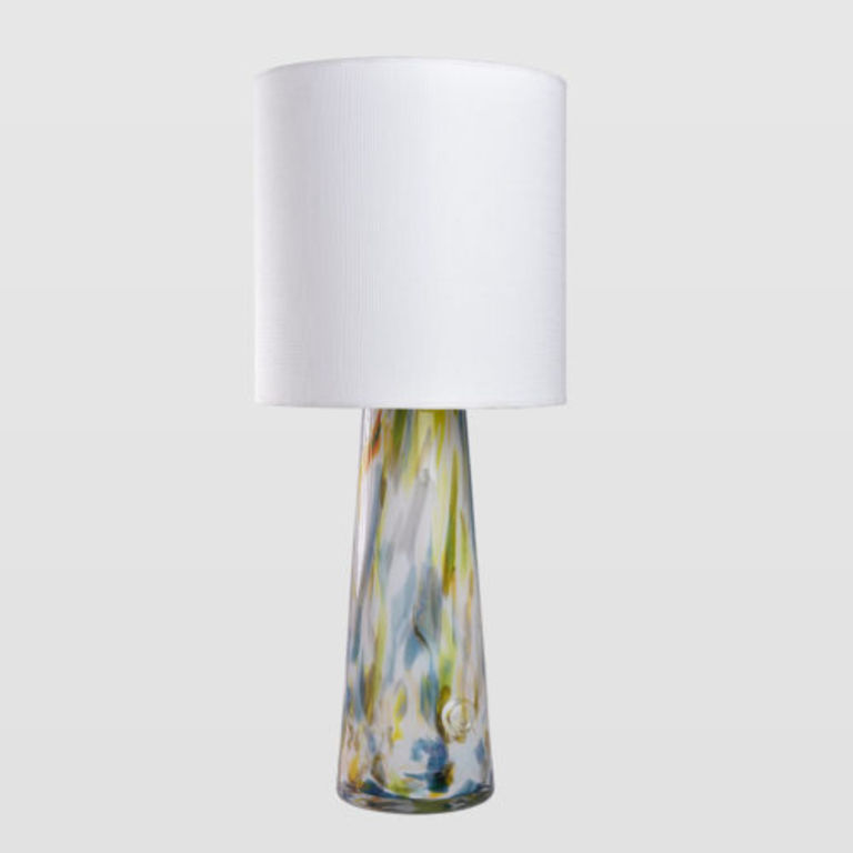 colorful glass lamp LGH0583