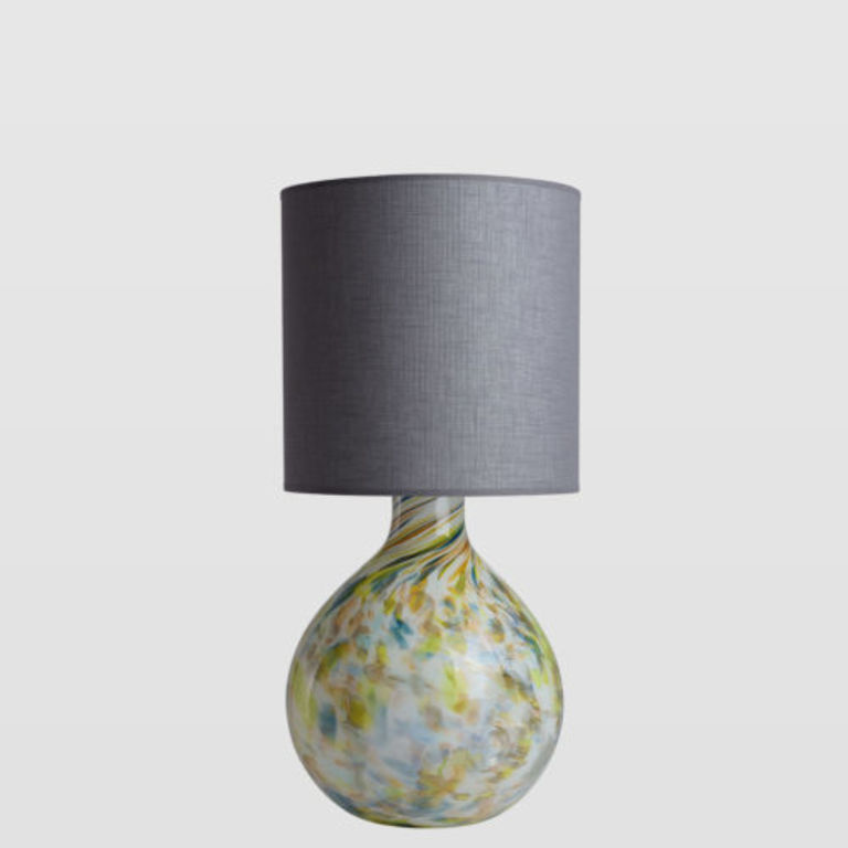 glass table lamp LGH0584