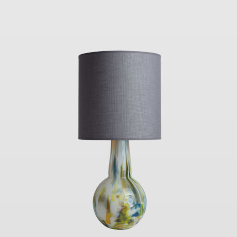 Table lamp with colorful patterns LGH0586