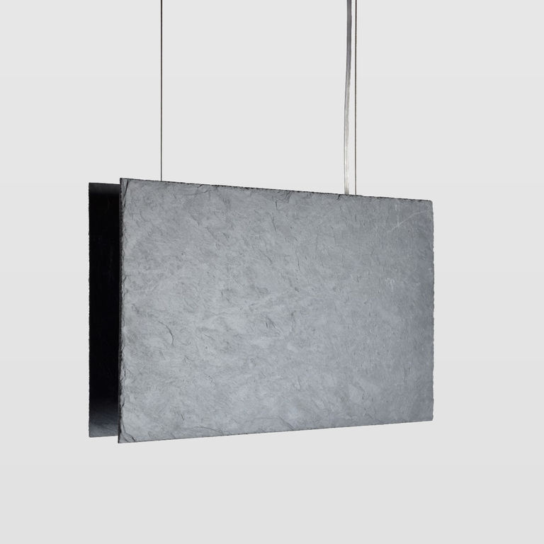 Rectangular pendant lamp LGH0601