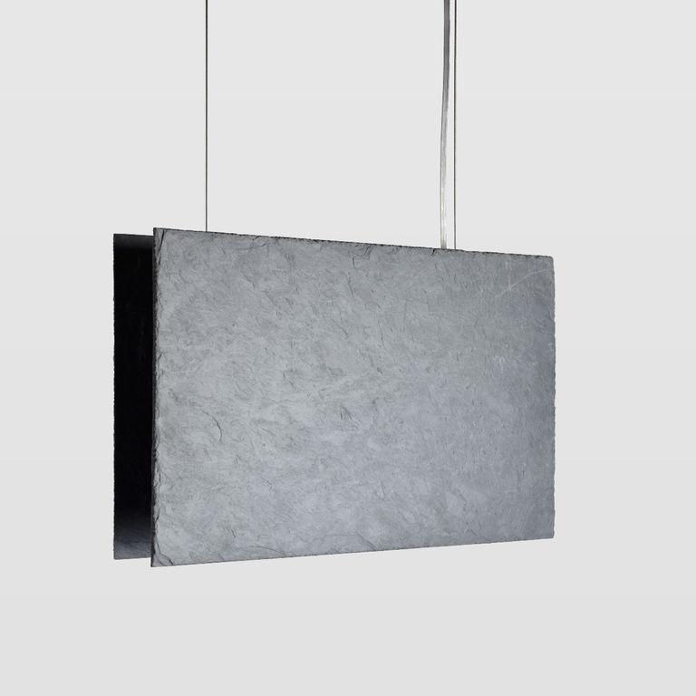 Rectangular pendant lamp LGH0601