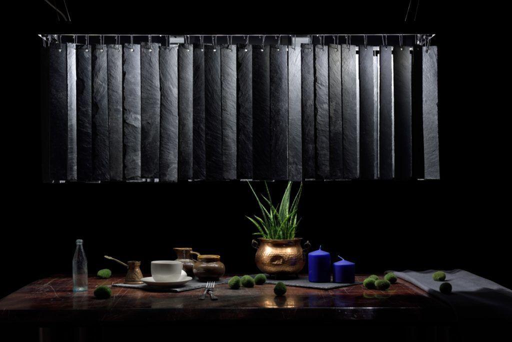 Gie El lampa wisząca nowoczesne oświetlenie RAIN