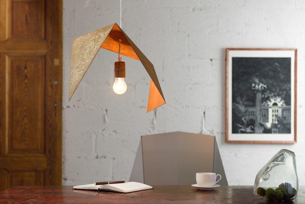Geometric pendant lamp LGH0551