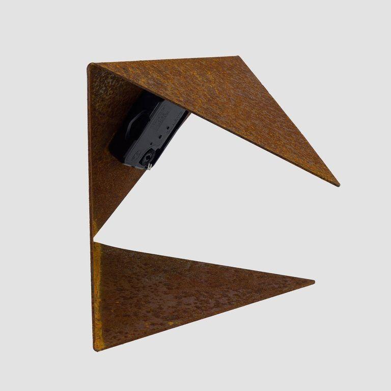 Zegar biurkowy BIRD rdzawy ACL0012 - Gie El