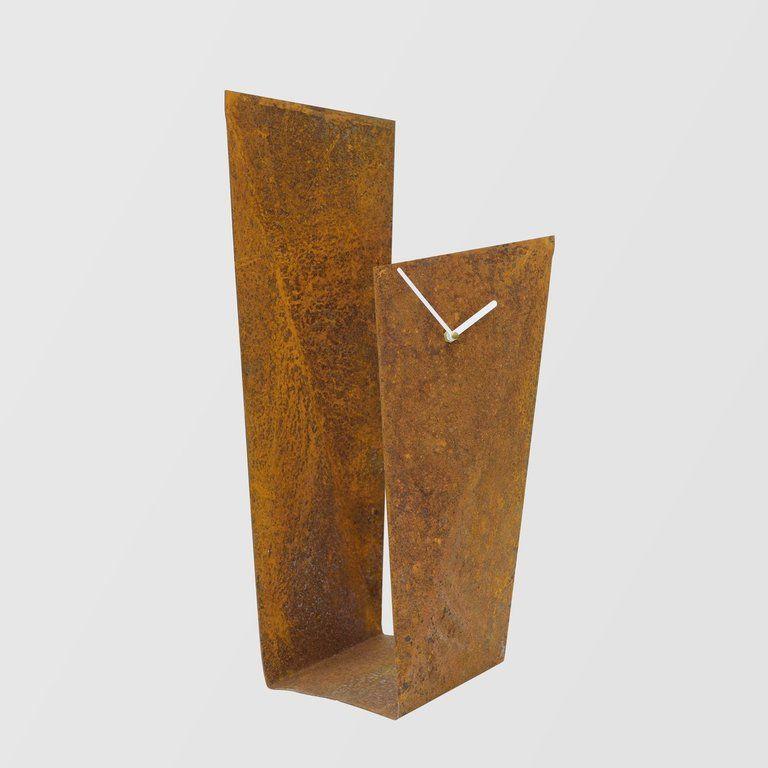Zegar stołowy TOWER rdzawy ACL0022 - Gie El