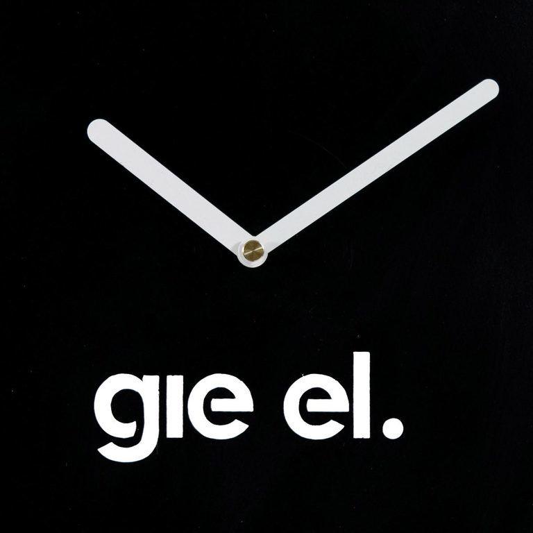 Zegar ścienny ROUND II czarny ACL0034 - Gie El