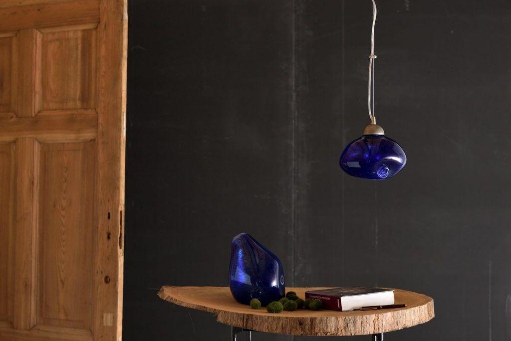 Lampa wisząca MEDUSE cobalt LGH0255 - Gie El