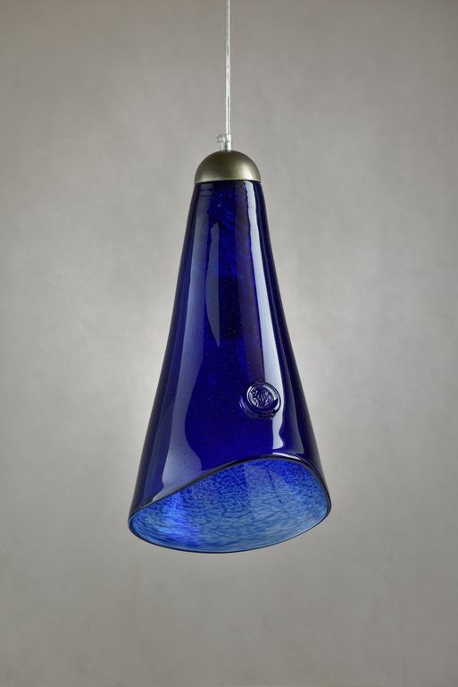Lampa wisząca HORN atramentowa LGH0265 - Gie El