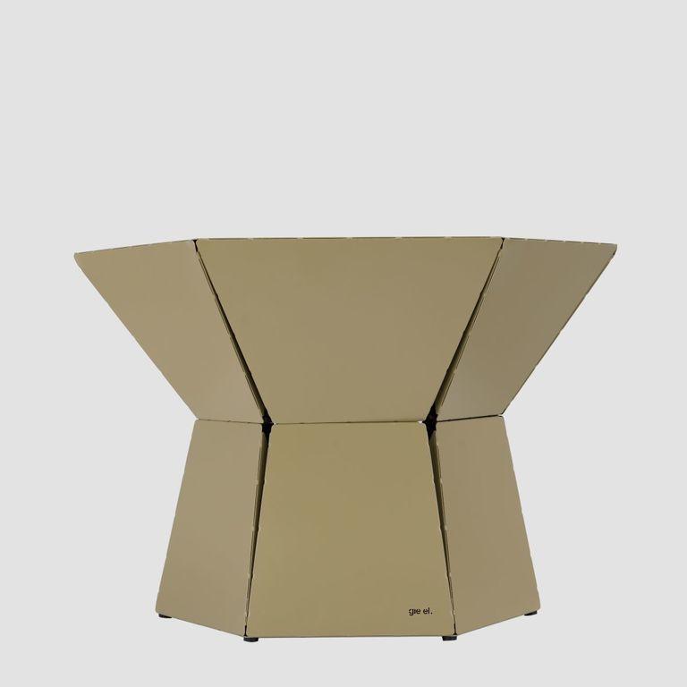 Stolik kawowy HEXA III szampański FCT0340/ FCT0343 - Gie El