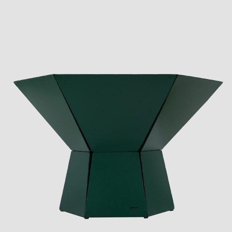 Stolik kawowy HEXA IV zielony FCT0351 / FCT0354 - Gie El