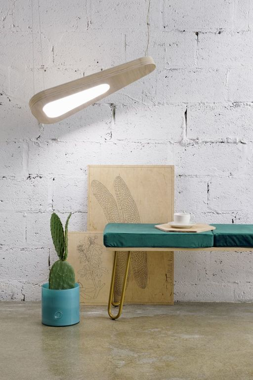 Lampa wisząca AVOCADO biała LGH0651 / LGH0661 - Gie El