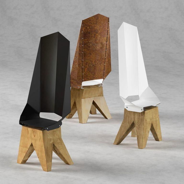 Krzesła KNIGHT - Gie El