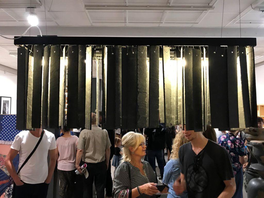 BWA wystawa Korzenie RAIN - Gie El