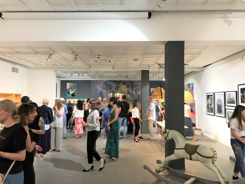 Gie El Wystawa Korzenie Bielska Galeria BWA