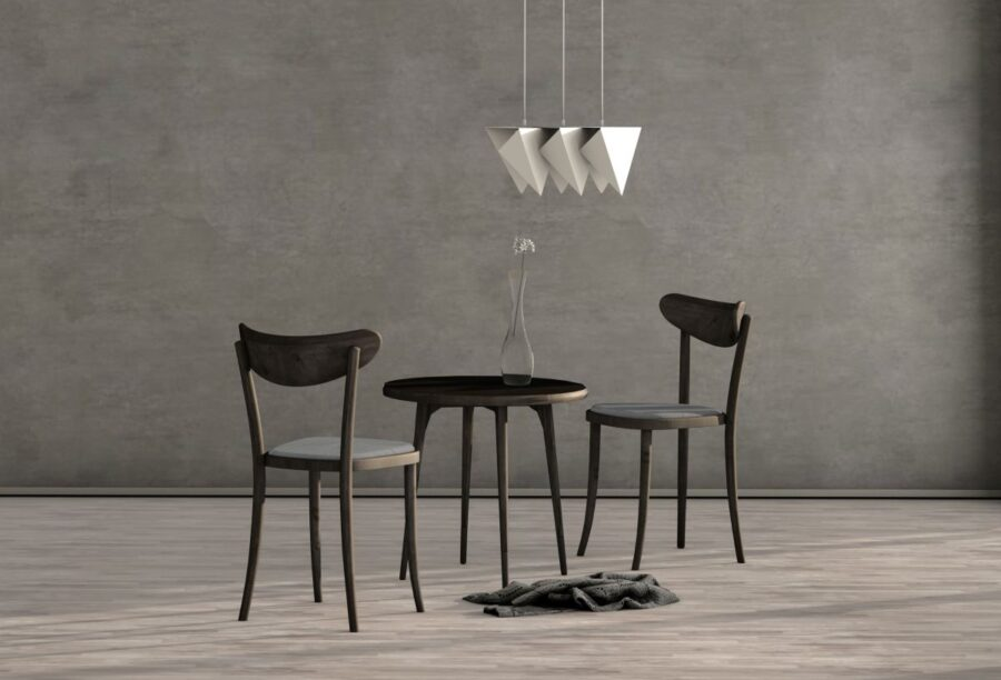 Gie El lampa wisząca TRIO LGH0771 (26)-s